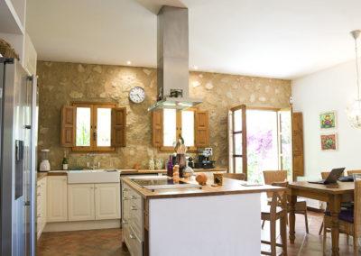 Fotografia de interiores Casa Cubelles 07