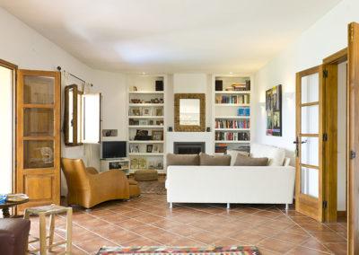Fotografia de interiores Casa Cubelles 10