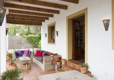 Fotografia de interiores Casa Cubelles 12