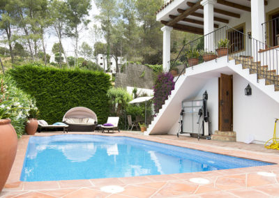 Fotografia de interiores Casa Cubelles 13